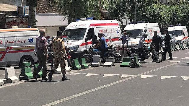 İran'da Devrim Muhafızlarına intihar saldırısı: 20 ölü