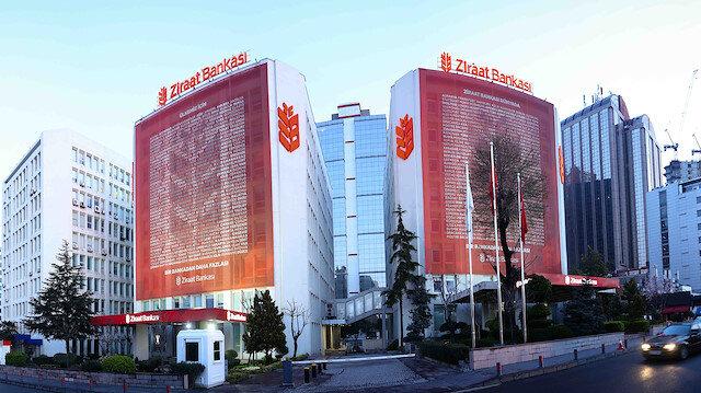 Ziraat Bankası 8 milyar lira kar açıkladı