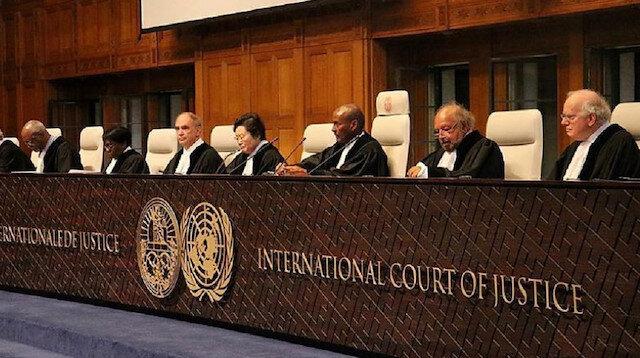 Uluslararası Adalet Divan'ından ABD'ye İran reddi