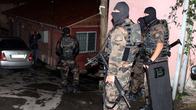 İstanbul'da eylem hazırlığı yapan 12 PKK'lı yakalandı