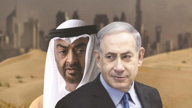BAE ve İsrail gizlice görüşmüş