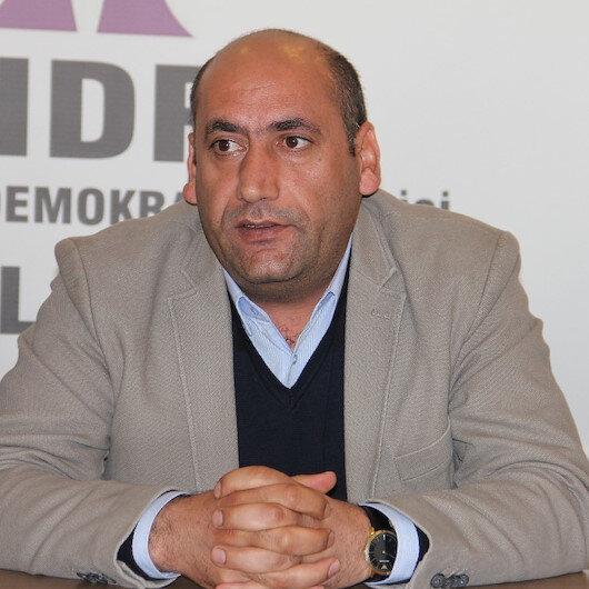 'PKK bitmez' diyen HDP'li Yıldırım hakkında soruşturma başlatıldı