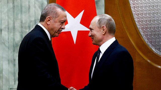 Erdoğan Soçi'deki tarihi zirvede konuştu