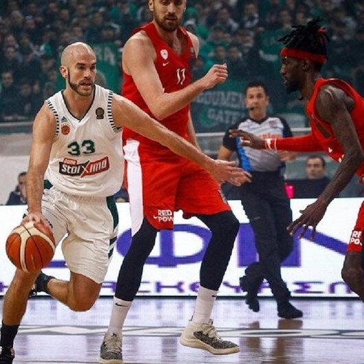 Olympiakos ikinci yarıya çıkmadı