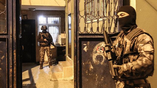 PKKya Adanada şafak baskını