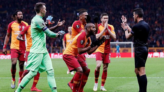 Benfica maçında Galatasaraylıları çıldırtan penaltı