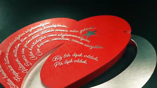 AK Parti'den Sevgililer Günü mesajı