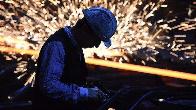 Sanayi üretimi azaldı