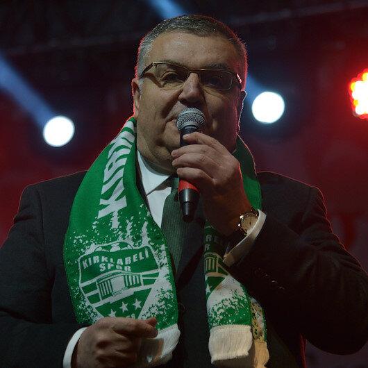CHP'den istifa eden Kesimoğlu seçime bağımsız girecek