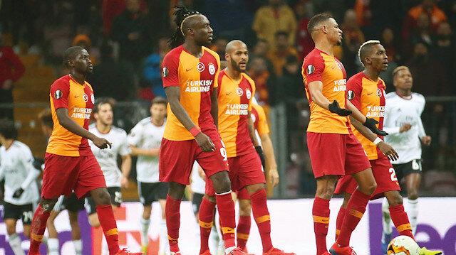 Galatasaray'a Benfica şoku