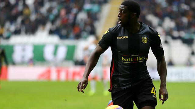 Aboubakar Kamara Beşiktaş maçında yok