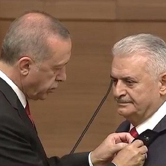 رئيس البرلمان التركي يكشف عن دين كبير له حان وقت إيفائه!