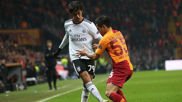 Joao Felix, Galatasaray ile oynanan maçta dikkat çeken bir performans sergilemişti.