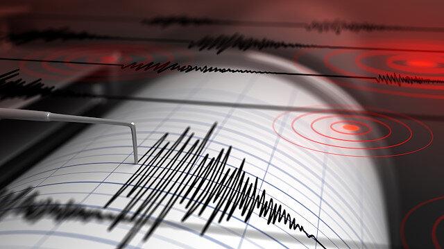 Marmara Denizi'nde 4 büyüklüğünde deprem