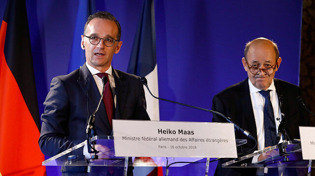 Germany, France call for alliance for multilateralism