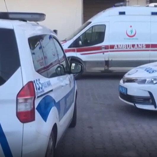 Uşak'ta silahlı saldırgana müdahale eden polis şehit oldu