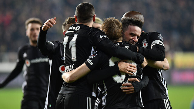 Yeni Malatya-Beşiktaş: 1-2