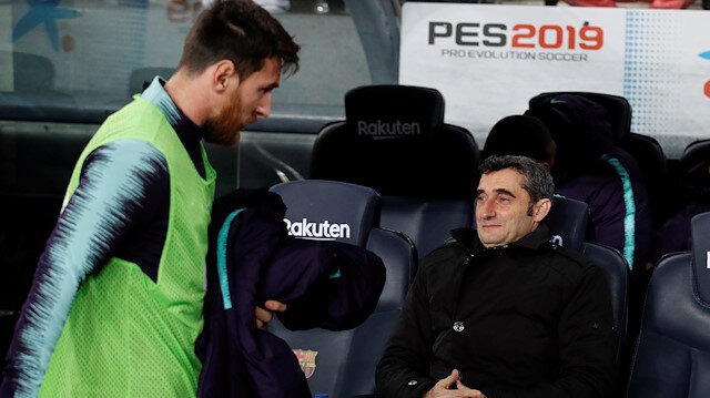Valverde'ye yeni sözleşme