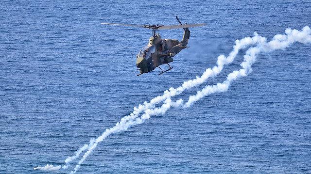 Pakistani, Turkish navies hold joint drill