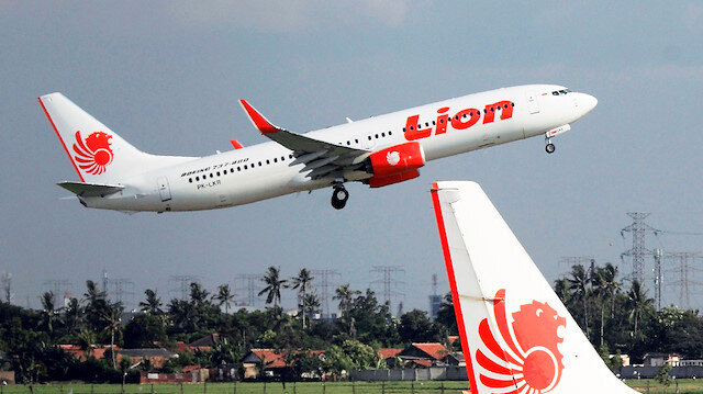 Lion Air plane skids off runway at Indonesian airport