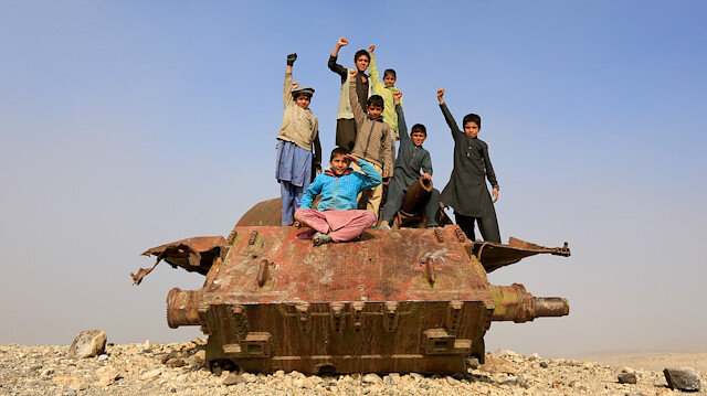 Decades since Soviets left, war hangs heavy on Afghans