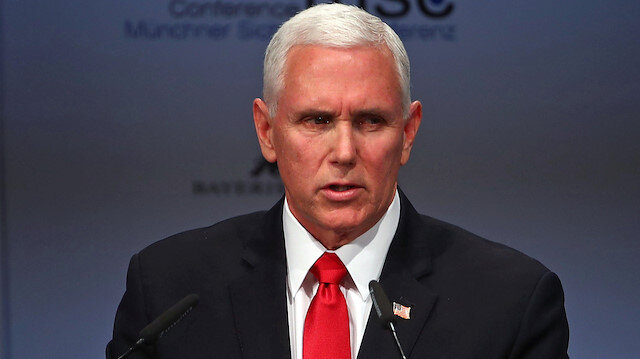 Pence says time has come for EU to withdraw from Iran nuclear deal