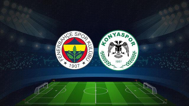 Fenerbahçe-Konyaspor