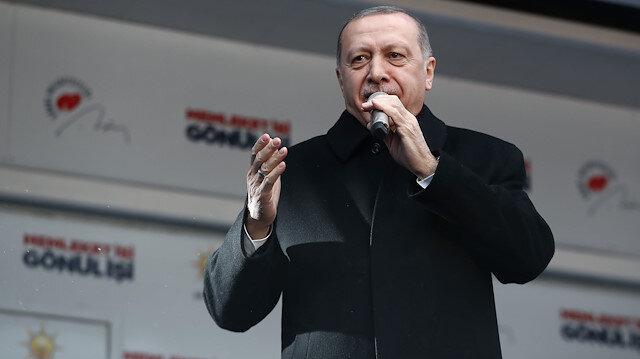 Erdoğan Ataşehirlilere müjde üstüne müjde verdi