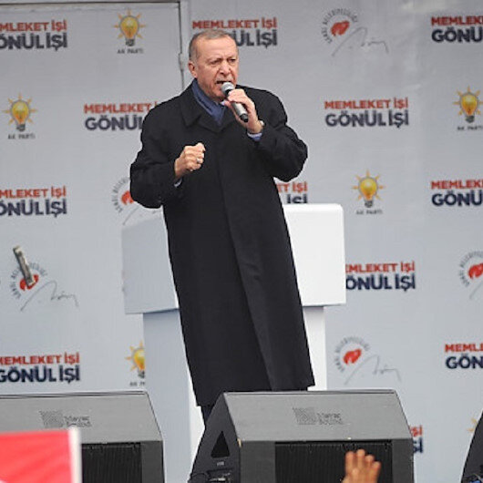 أردوغان: حرية المعتقد والفكر مكفولة للجميع بتركيا