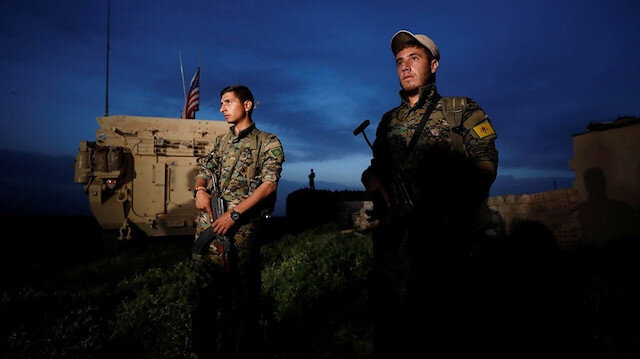Terör örgütleri PKK/YPG ve DEAŞ kardeşliği ABD tarafından tasdiklendi
