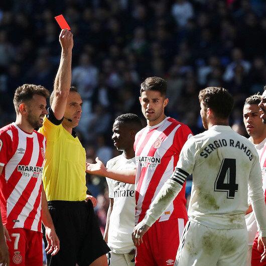 Real Madrid evinde kaybetti