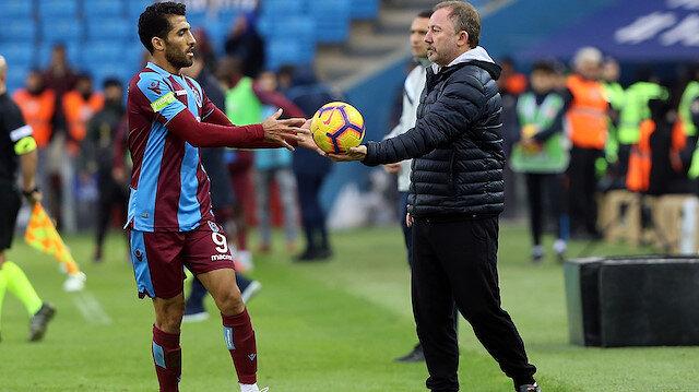 Trabzonspor-Alanyaspor: 0-2