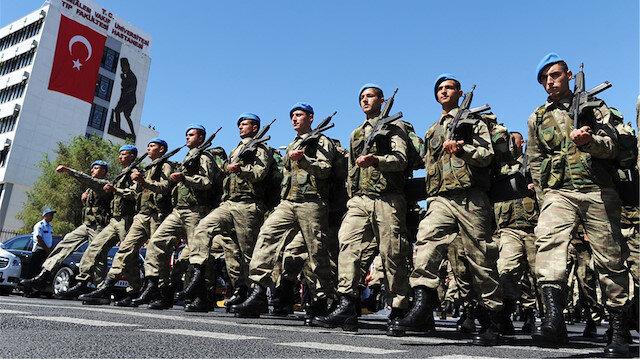 Yeni askerlik sisteminin detayları açıklandı