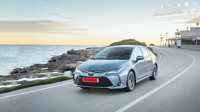 Hibrit Corolla pazarı salladı