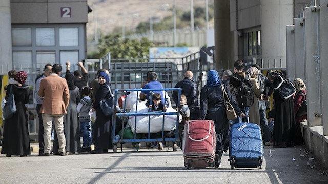 Bakan Soylu ülkesine dönen Suriyeli sayısını açıkladı