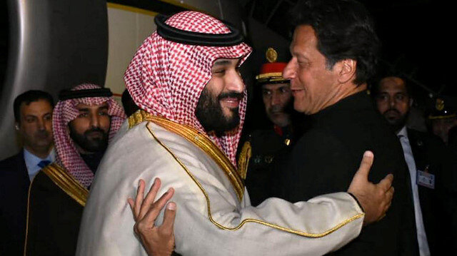 Suudi Arabistan Ile Pakistan Arasında 185 Milyar Dolarlık Anlaşma