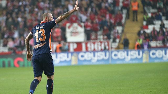 Antalyaspor-Başakşehir maçında 1 deplasman bileti satıldı