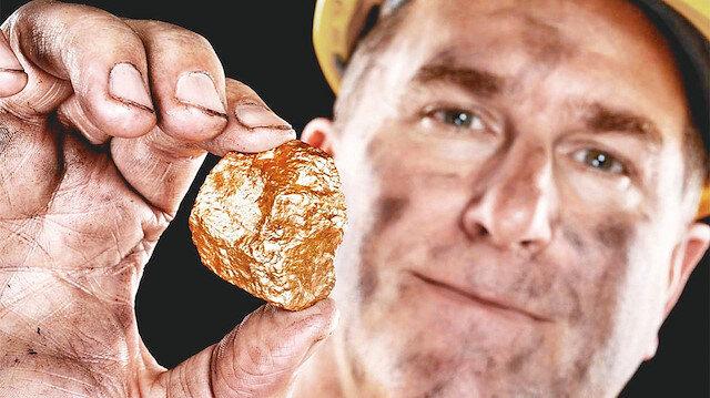 Madende 'altın' teklif