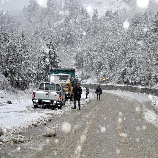 Meteoroloji'den kar ve tipi uyarısı