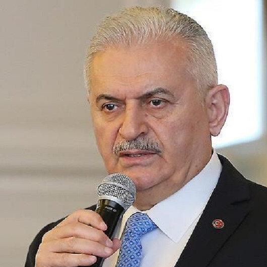 يلدريم يعلن تنحيه عن رئاسة البرلمان لخوض الانتخابات المحلية