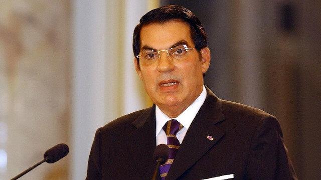 Devrik lider Bin Ali'nin 450 milyon dolarına el konuldu