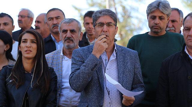 HDP Mardin İl Başkanı Ali Sincar.