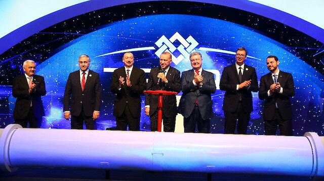 TANAP to strengthen Turkey's energy position in region