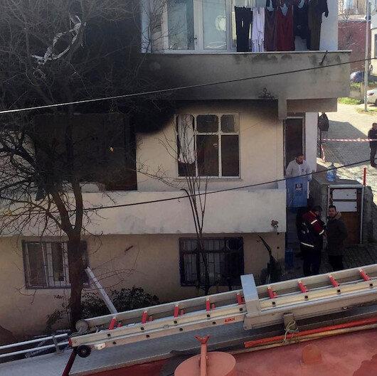Büyükçekmece'de patlama: 1 kişi öldü