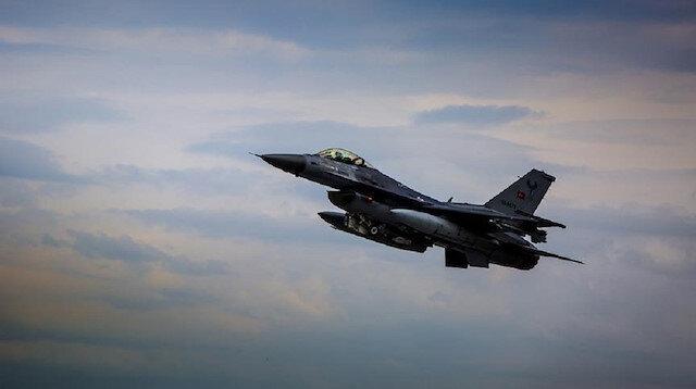 Turkish jets hit PKK targets in northern Iraq