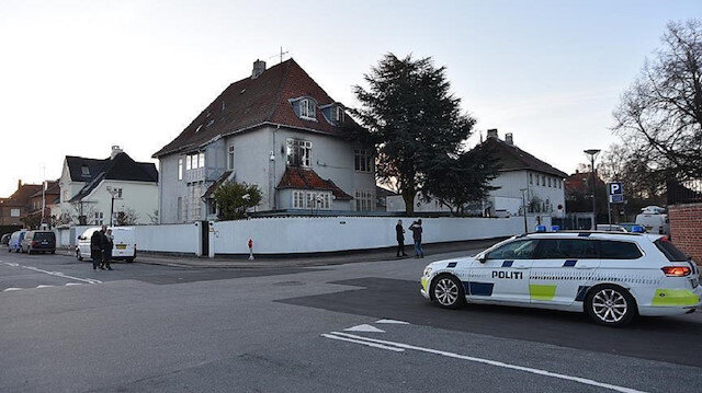 Denmark jails four over attack on Turkish Embassy