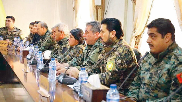 US discusses excluding Turkey from Syria safe zone in talks with PKK/PYD