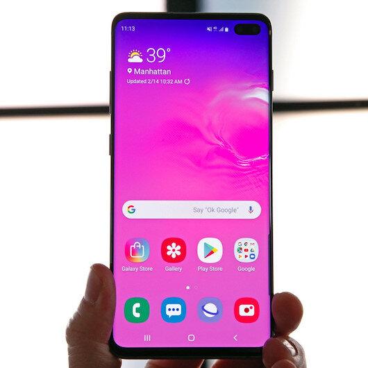 Samsung Galaxy S10 kripto paralarınızı depolayabilecek