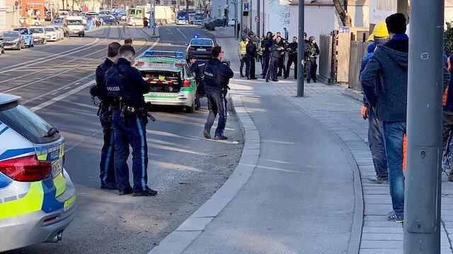 Münih'te şantiyede silahlı kavga: 2 ölü