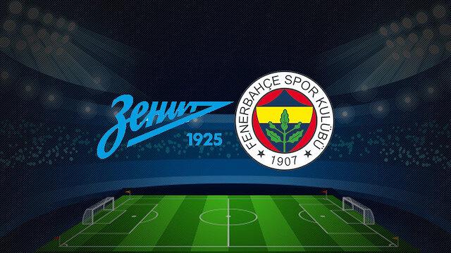Zenit-Fenerbahçe